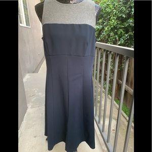 Ann Taylor Loft career A-line dress